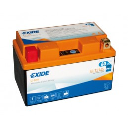 Batteria 12V - Exide Bike Li-Ion LiFePo4 - 60 Wh - 290 A