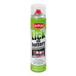 Lick my battery  protezione per morsetti batteria - 400 ml