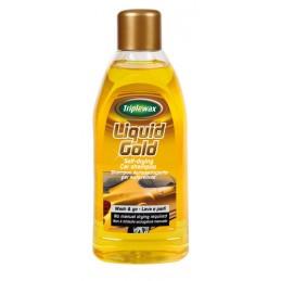 Liquid Gold  shampoo autoasciugante per auto - 500 ml