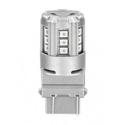 12V LEDriving Retrofit Led Standard - (P27 7W) - W2 5x16q - 2 pz  - Blister - Rosso