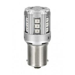 12V LEDriving Retrofit Led Standard - (P21W) - BA15s - 2 pz  - Blister - Rosso