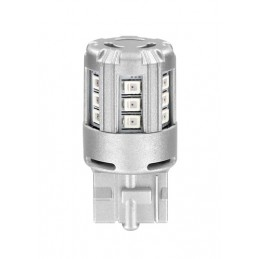 12V LEDriving Retrofit Led Standard - (W21W) - W3x16d - 2 pz  - Blister - Rosso