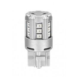 12V LEDriving Retrofit Led Standard - (W21 5W) - W3x16q - 2 pz  - Blister - Rosso