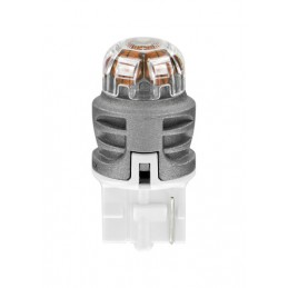 12V LEDriving Retrofit Led Premium - (W21W) - W3x16d - 2 pz  - Blister - Rosso