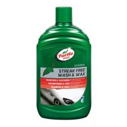 Shampoo-cera ad asciugatura rapida - 500 ml