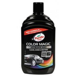 Color Magic  cera protettiva arricchita con colore - 500 ml - Nero