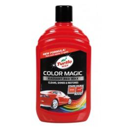 Color Magic  cera protettiva arricchita con colore - 500 ml - Rosso