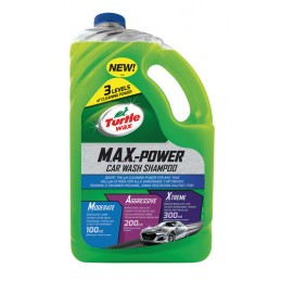 Max-Power  shampoo super concentrato - 3000 ml