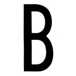 Spell-It  caratteri alfanumerici adesivi 80x35 mm - B