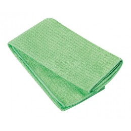 Pro-Clean - 40x40 cm - Panno extrapulente - Tessuto waffle
