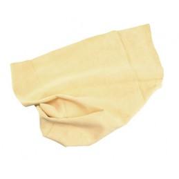 Pelle scamosciata  pelle naturale - 32 - 40x62 cm ca