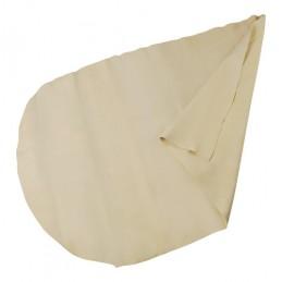 Pelle scamosciata  pelle naturale - 41 - 55x75 cm ca