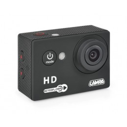 Action-Cam 1  telecamera per sport 720p + Kit accessori