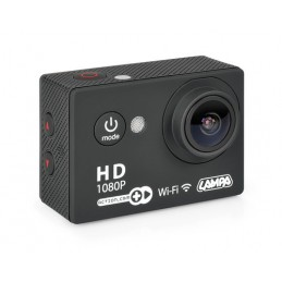 Action-Cam Plus  telecamera per sport 1080p Wi-Fi + Kit accessori