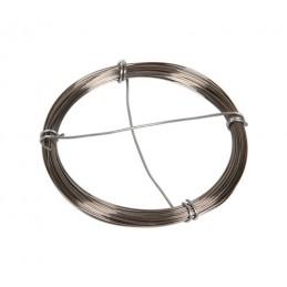 Filo acciaio zincato   0 5 mm x 10 m