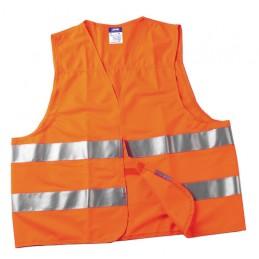 Life-Vest  veste riflettente - Arancio