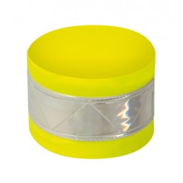 Fluoband 1  fascia riflettente - Giallo