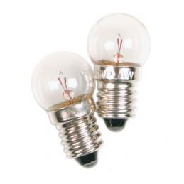 Set 2 lampadine - 6V - 2 4W