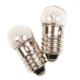 Set 2 lampadine - 6V - 0 6W