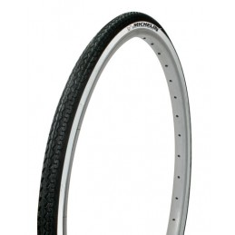 Pneumatico Michelin World Tour - 26 x 1 3 8 - Nero Bianco