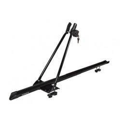 Bike-One  porta bicicletta in acciaio - Nero