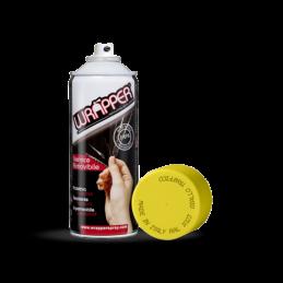 Wrapper  pellicola spray rimovibile  400 ml - Giallo traffico - Ral 1023