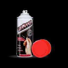 Wrapper  pellicola spray rimovibile  400 ml - Rosso fluo