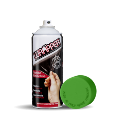 Wrapper  pellicola spray rimovibile  400 ml - Verde Kawasaki