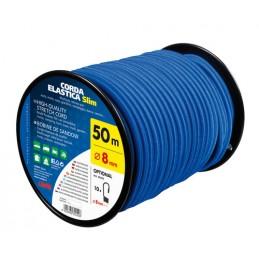 LAM-60250 - Corda elastica in bobina -    8 mm - 50 m