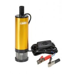 LAM-72158 - Pompa aspira liquidi elettrica ad immersione  12V