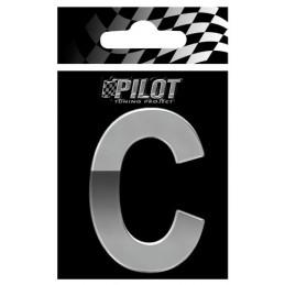 3D Letters Type-4 (70 mm) - C