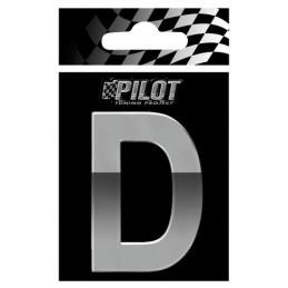 3D Letters Type-4 (70 mm) - D