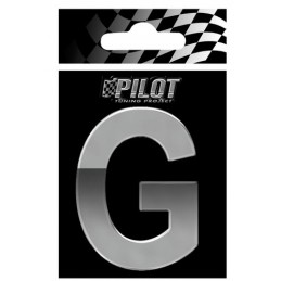 3D Letters Type-4 (70 mm) - G