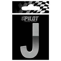 3D Letters Type-4 (70 mm) - J