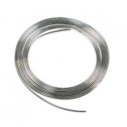 Profilo adesivo cromato - 4 m - 3 5 mm