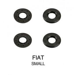 Clip fissaggio tappeti  set 4 pz - Piccolo - Fiat