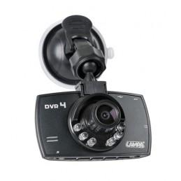DVR-4  telecamera veicolare 1080p  con park assit - 12 24V
