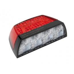 Fanale posteriore a Led  illuminazione targa e luce di posizione  12 24V