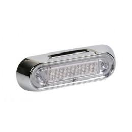 Premium  luce a 4 led  montaggio superficie  12 24V - Arancio