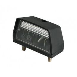 Fanale illuminazione targa 12V