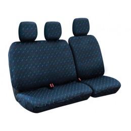 Dido-1  set fodere per furgone senza avvolgicintura - Blu