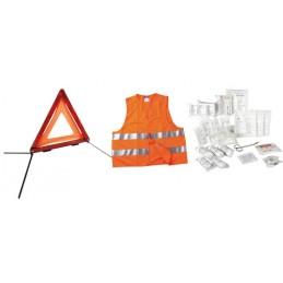 Kombi set 3 in 1  kit emergenza e soccorso