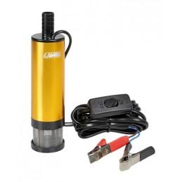 Pompa aspira liquidi elettrica ad immersione  12V - 12 L min