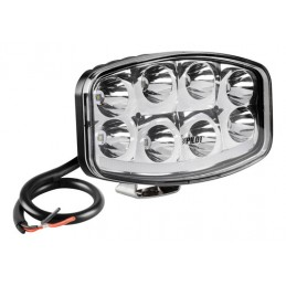 Pluton Nix  proiettore supplementare a 18 led - 10 30V - 245x140 mm