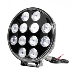 Orion  proiettore supplementare a 12 Led - 9 36V -   215 mm - Nero