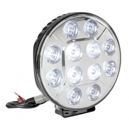 Orion  proiettore supplementare a 12 Led - 9 36V -   215 mm - Cromo