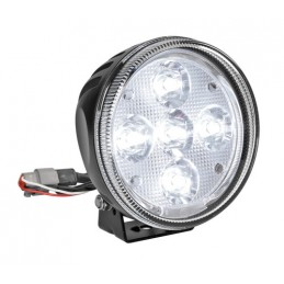 Angel-Led  proiettore supplementare a 7 Led - 9 36V -   150 mm