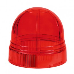 Calotta ricambio per lampade rotanti art. 72997   72998 - Rosso