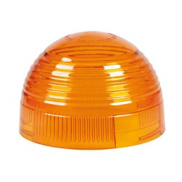 Calotta ricambio per lampada rotante art. 73003 - Arancio
