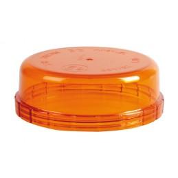 Calotta ricambio per lampade rotanti art. 72990   72991 - Arancio